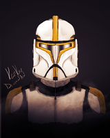 Clone Trooper by KaeKru