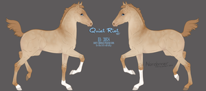 3168 Quiet Riot Placeholder by soulswitch