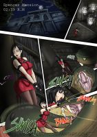 Resident Evil Code Vorenica 01 by Natsumemetalsonic