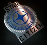 Star Citizen Aluminum Billet Logo by star-fire