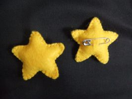 Hoshi Star Pin by UnconsciousRoute