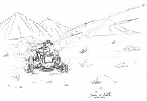 GLA Rocket Buggy Driveby by Tribble-Industries