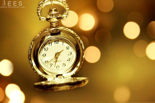 Time is Gold ... by aoao2