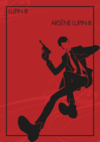 Lupin 3rd by lestath87