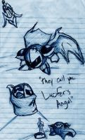 Meta Knight inspired by a song by Metalks