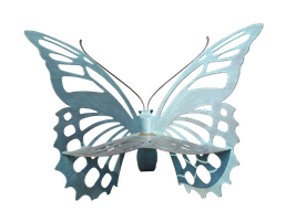 Butterfly Chair by oxygenhazard