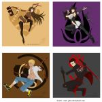 Faunus Unite by hearts-and-pins