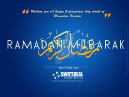 Ramadan Kareem Greeting - 4 by MadreMedia