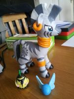 Zecora Sculpture Final by Teengirl