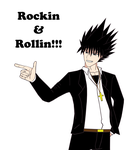 Deviant ID: Rockin And A Rollin by SuperZombieGodKaiser