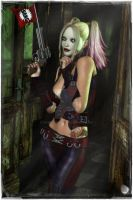 ~ Harley Quinn ~ by CKImagery