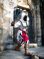 Assassins Creed - Stripeypants by zahnpasta