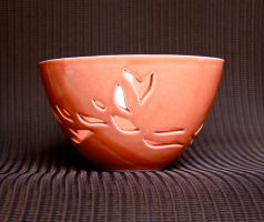 firebird in ceramic by Kistit