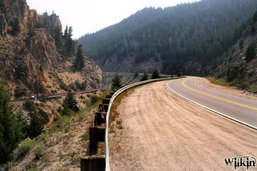 Hwy 40 Colorado by millicent4