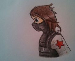 The Winter Soldier by Venomari19