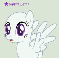 Surprised Mlp Base by Paige-the-unicorn
