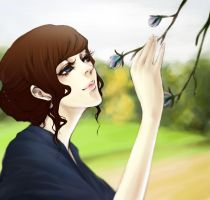 Bliss of Spring by AngeliciousO3O