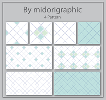 dashed line pattern by midorigraphic