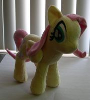 Medium Fluttershy plush by Bladespark