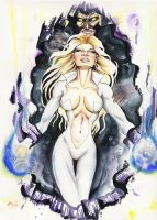 Cloak and Dagger by Gixx