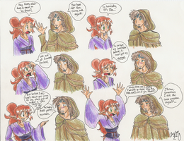 Elvenness Lessons by Sammi-The-FF-Freak