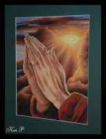 A Moment in Prayer by ceaca