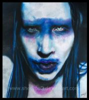 Marilyn Manson-Brian by sheeroo3