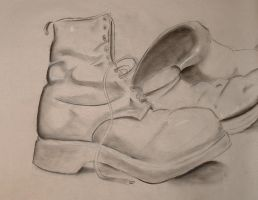 Study of Shoes 3 by mastarofaqua