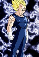 Majin Vegeta by vegetto21