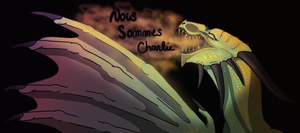 Nous Sommes Charlie by Lycandra