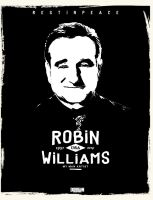 Robin Williams by DemircanGraphic