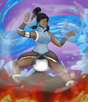 The Legend of Korra - Book 3: (Diaper) Changes by 34Qucker