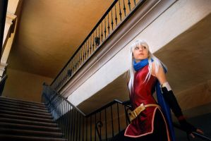 Micaiah,  Fire Emblem Cosplay by Shiya
