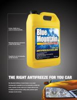 Blue Mountain Ad by bazikg