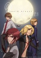 White Hunters - Weiss Kreuz by apsylus