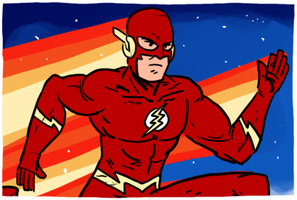 The Flash by theEyZmaster