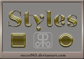 Styles 427 by Rocco 965 by Rocco965