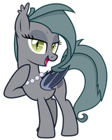 Grey Mouse by VectorVito