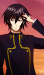 Lelouch Lamperouge by DC-san