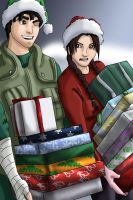Christmas Comes To Town by ode2sokka
