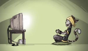 Video games by FrostTechnology