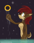 Sally Acorn: Dead In the Water by Lordius-Biscuit