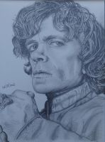 Tyrion Lannister (Peter Dinklage) by shezzor