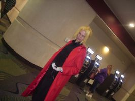 Ed Elric by DespicablyAwesome