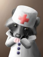 The Nurse by PascalsWager