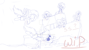 [WIP] The SnH's Crew by Deliriush