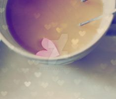 Cup of love by bubbelis