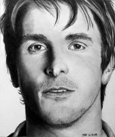 Christian Bale by Doctor-Pencil