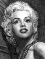 Marilyn Monroe by SmoothCriminal73