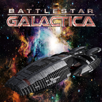 Battlestar Galactica Collection Cover by HonorableBaldy